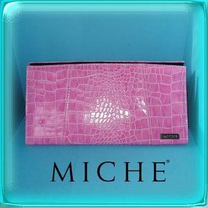 MICHE Bag Classic Cori shell only bright pink
